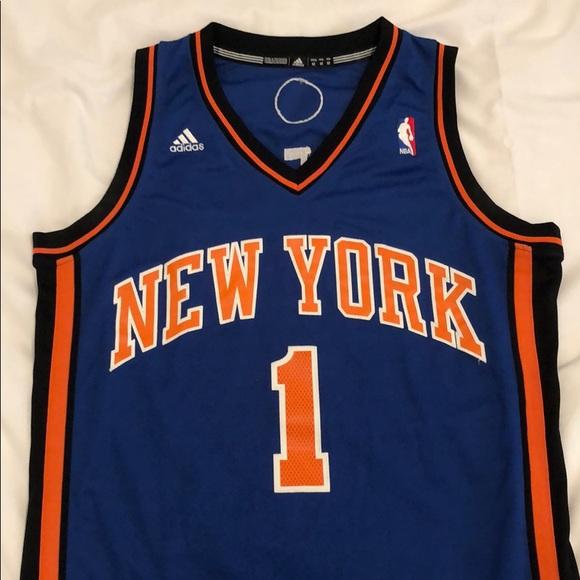 adidas New York Knicks Men/'s Basketball Tank Size L